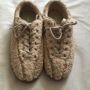 Tretorn Nylite Plus Sneakers Faux Shearling